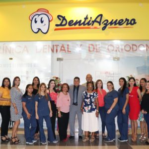 Inauguración DentiAzuero
