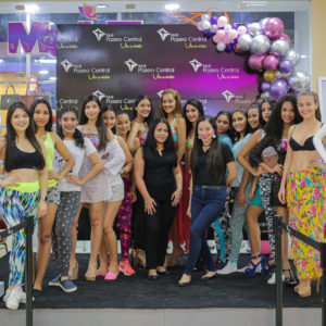 PASARELA INTIMA SECRET & MALU LOVE