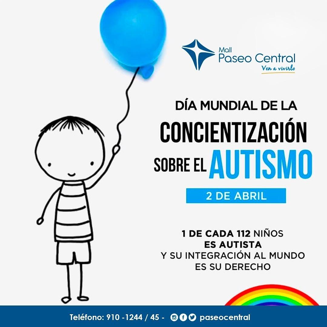 Día Mundial de Concienciación sobre el Autismo, 2 de abril
