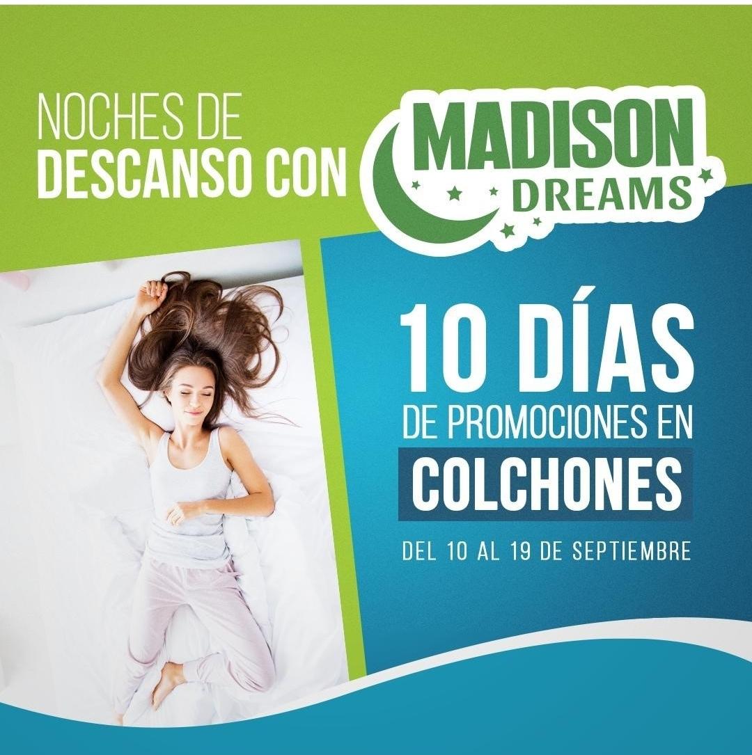 Madison Colchones